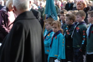 Remembrance Day 2018 – Our Village Remembers 100yrs WW1